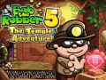 Игри Bob The Robber 5 Temple Adventure