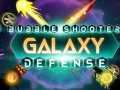 Игри Bubble Shooter Galaxy Defense