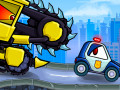 Игри Car Eats Car: Evil Cars