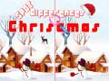 Игри Christmas Spot Differences