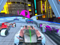 Игри Cyber Cars Punk Racing