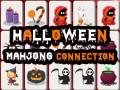 Игри Halloween Mahjong Connection