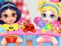 Игри Messy Baby Princess Cleanup