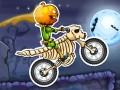 Игри Moto X3M Spooky Land
