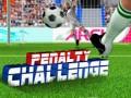 Игри Penalty Challenge