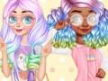 Princesses Kawaii Looks and Manicure