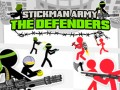 Игри Stickman Army: The Defenders