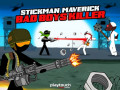 Игри Stickman Maverick: Bad Boys Killer
