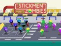 Игри Stickmen vs Zombies