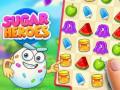 Игри Sugar Heroes