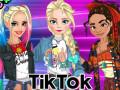 Игри Tik Tok Princess